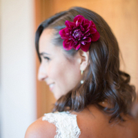 Mariana's Bridal Hair