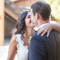 Mariana and Jamison's First Look