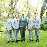 Matt and his Groomsmen