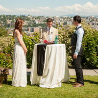 Kari and Eamon's Ceremony