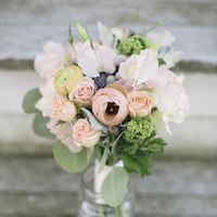 Julianne's Bride Bouquet