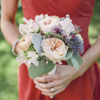 Julianne's Bridesmaids' Bouquets