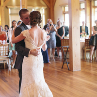 Julianne and Jim's First Dance