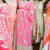 Indian Bridesmaids Attire
