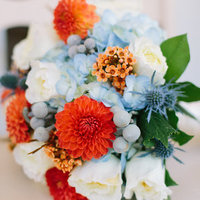 Annemarie's Bridal Bouquet