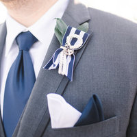 Philip's Nautical Boutonniere