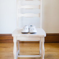Annemarie's Bridal Sneakers