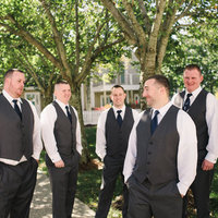 Philip and his Groomsmen