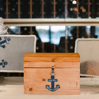 Nautical Card Box