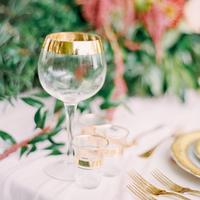 Gilded Goblets