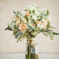 Brittany's Bridal Bouquet