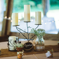 Rustic Barn Sweetheart Table