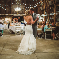 Brittany and Justin's First Dance