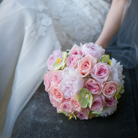 Megan's Bridal Bouquet