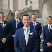 Ante and his Groomsmen