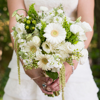 April's Bridal Bouquet