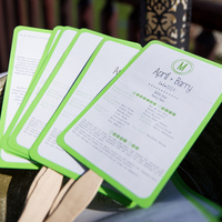 Bright Green Fan Programs