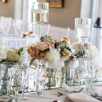 Soft Neutral Tablescapes