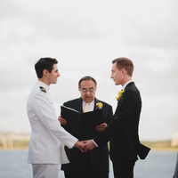 Summer Waterfront Ceremony