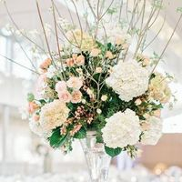 Spring Branches Centerpiece