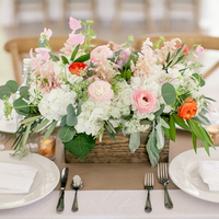 Sweet Countryside Centerpiece