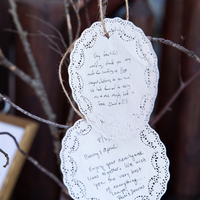 Doily Branch Guest Book