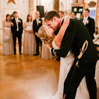 Rebecca and Aaron's First Dance