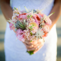 Kassie's Bride Bouquet
