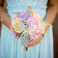Kassie's Briddesmaids' Bouquets