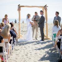 Sunny Beach Wedding