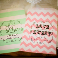 Patterned Favor Bags