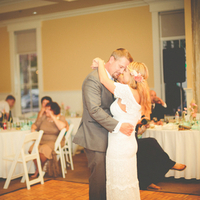 Kassie and Michael's First Dance