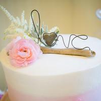 """""""Love is Sweet"""" Dessert Display"""