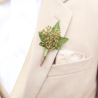 Rush's Boutonniere