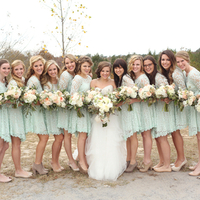 Ruthie and her Bridesmaids