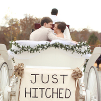 Ruthie and Rush Just Hitched