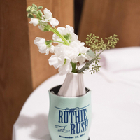 Rustic Bud Vase Decor