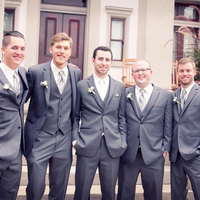 Jonathan and his Groomsmen