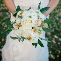 Danielle's Bridal Bouquet