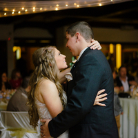 Danielle and Simon's First Dance