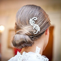 Lauren's Bridal Hair