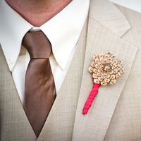 Wesley's Boutonniere
