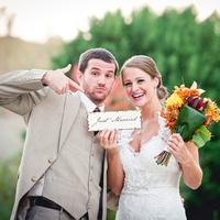Lauren and Wesley Just Married!