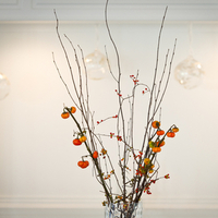 Fall Berry Centerpieces