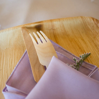 Eco-Friendly Place Settings