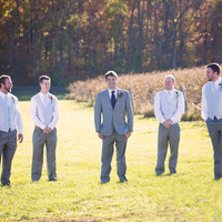 Kyle and his Groomsmen