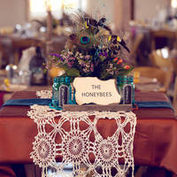 Jewel Tone Tablescapes