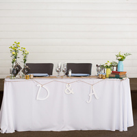 Dash and Drew's Sweetheart Table