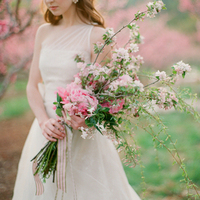 Pink Spring Orchard Bouquet