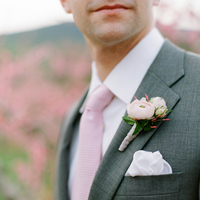 Pink Groom Accents